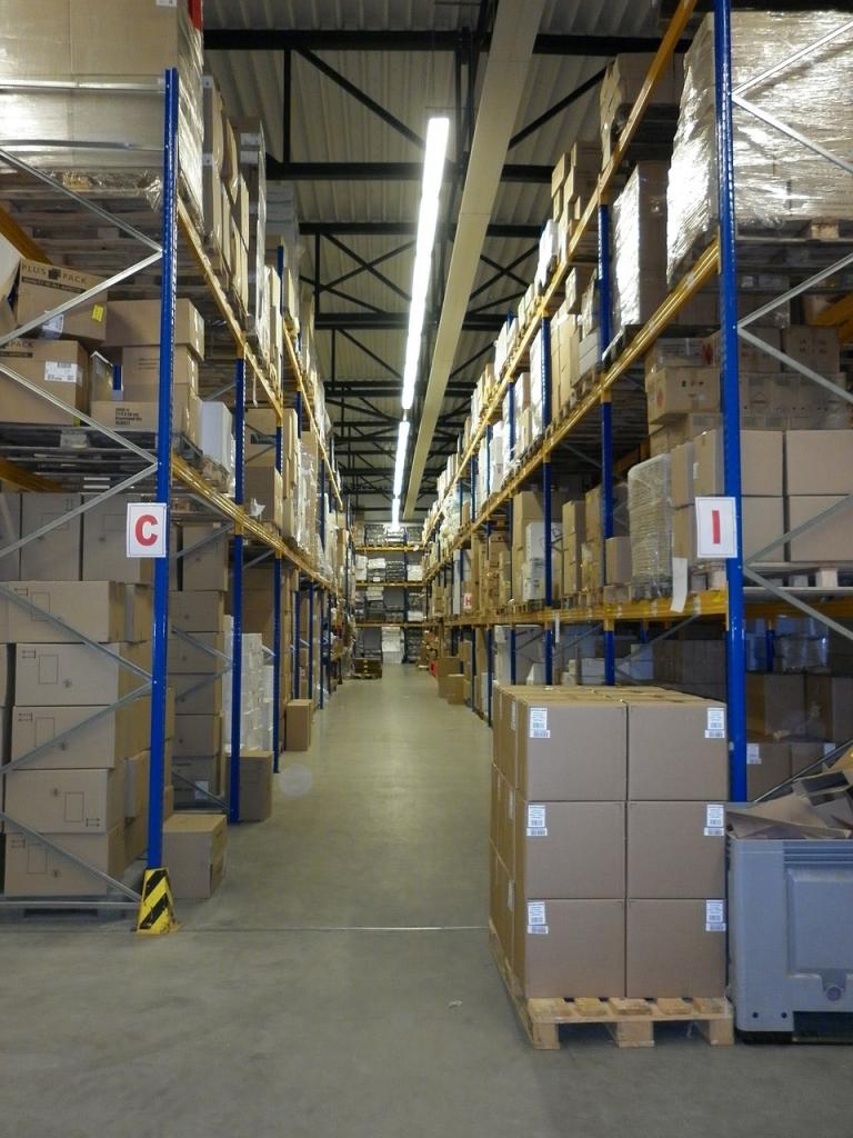 warehouse, storage, stock
